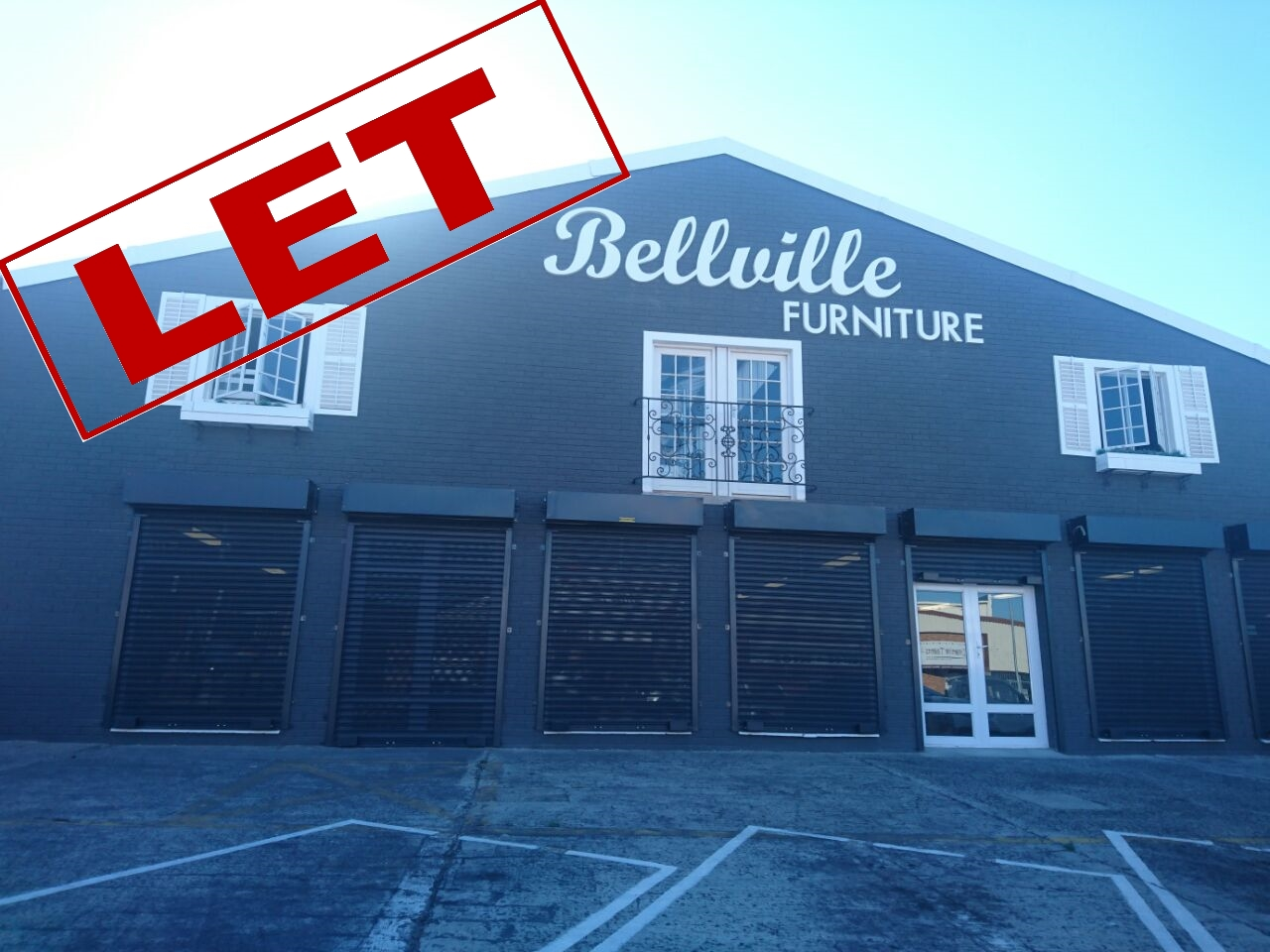 Let To Bellville Furniture