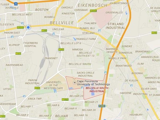 Bellville, Elsies River, Epping, Montague Gardens, Northern ...